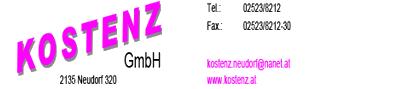 Kostenz GmbH