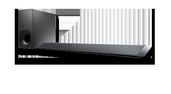 Soundbars & Soundplates