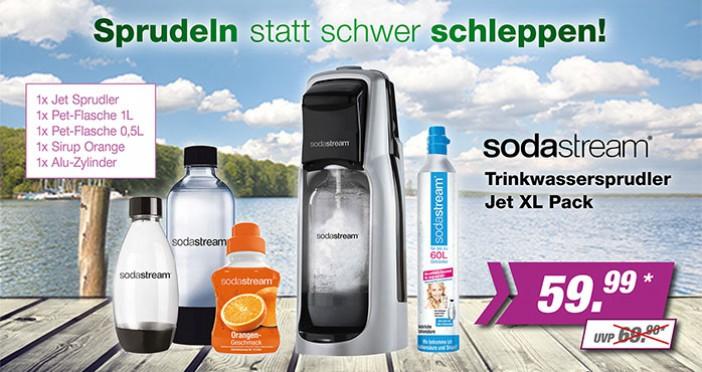 SodaStream Jet