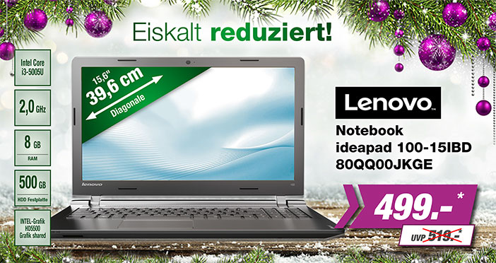 Lenovo Notebook