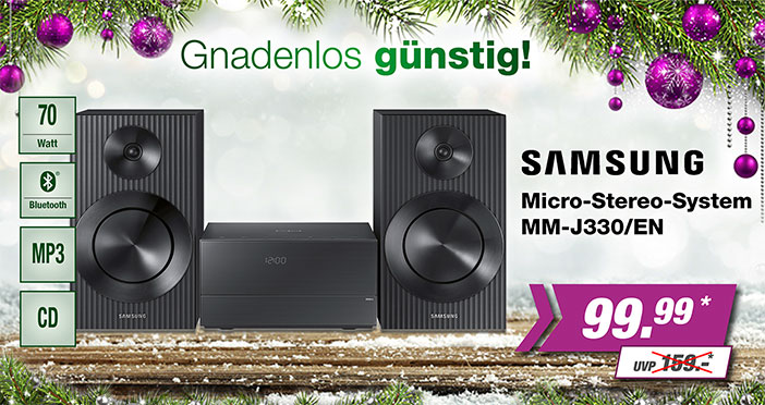 Samsung Micro-Stereo-System
