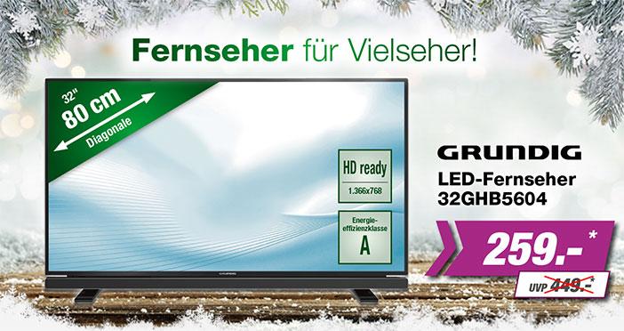 Grundig LED-TV