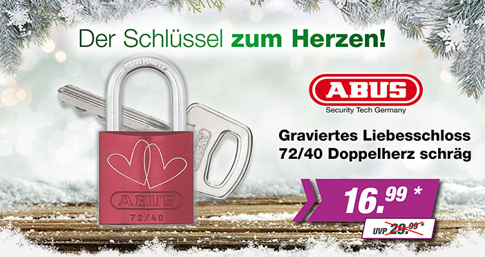Abus LoveLock