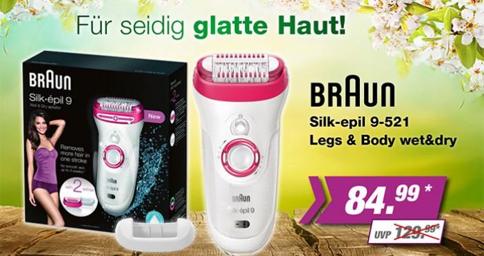 Braun Silk-epil