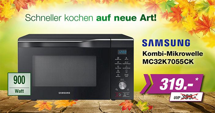 Samsung Kombi-Mikrowelle