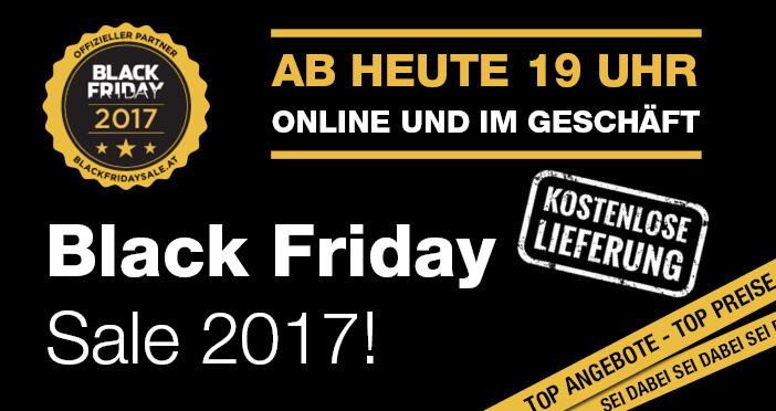 Black Friday Sale 2017