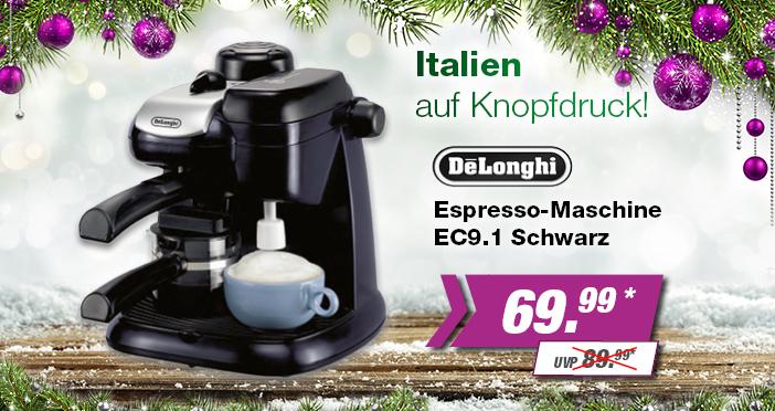 DeLonghi Espresso-Maschine