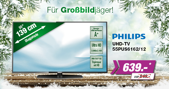 Philips UHD-TV