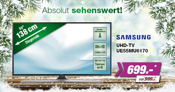 Samsung UE55MU6170