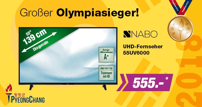 Nabo UHD-TV