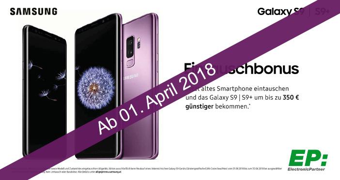 Samsung Eintauschbonus