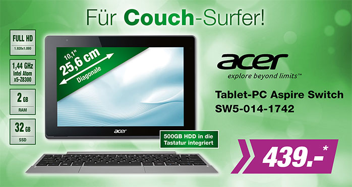 Acer Tablet-PC
