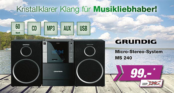 Grundig Stereo-System