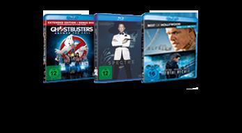 DVD- & Blu-Ray-Filme